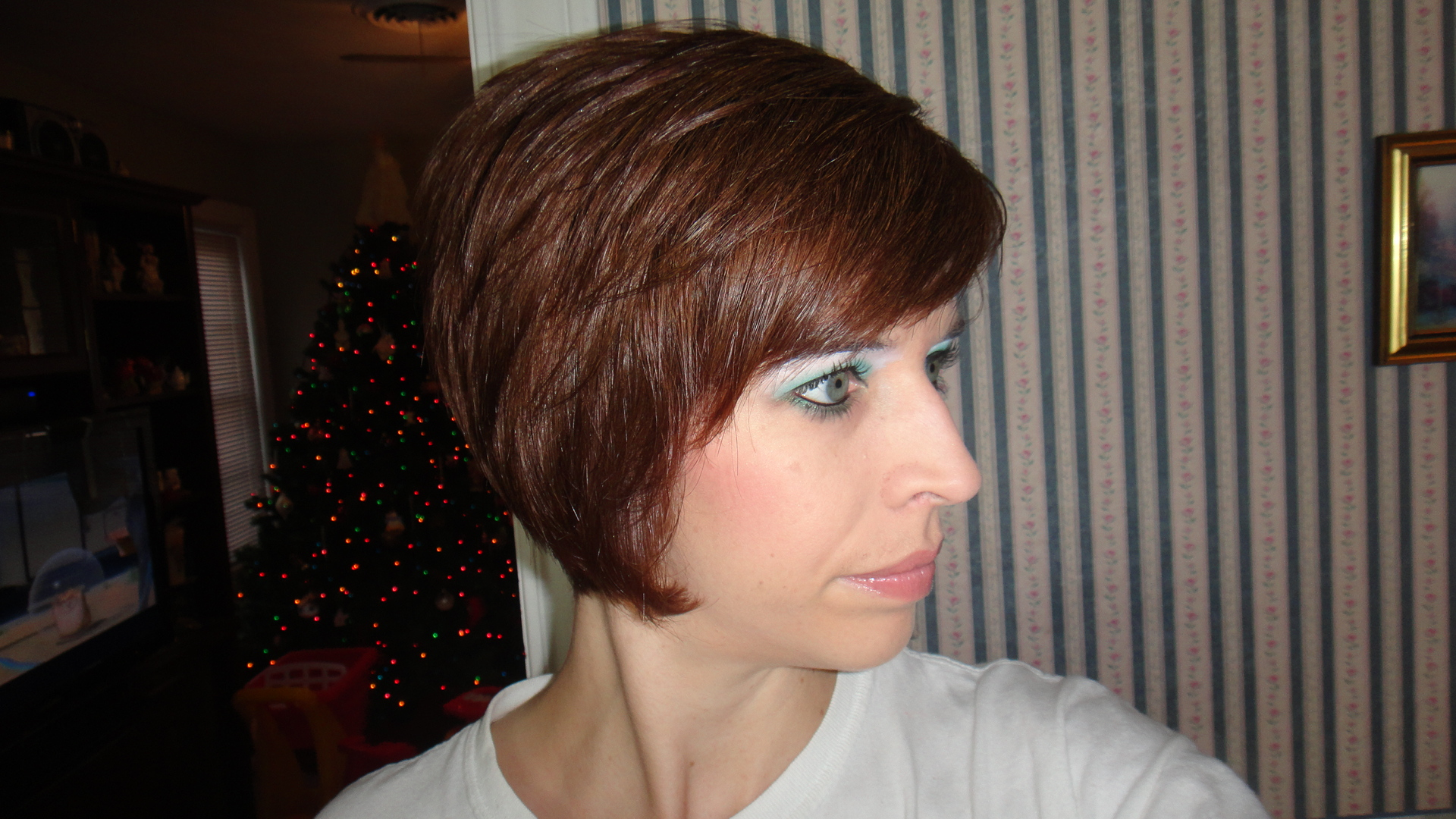 Clairol Nice N Easy Color Blend Foam Just A Bit About